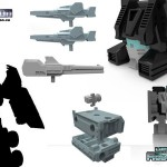 TFcon 2011 Exclusive Announced: Head Robots Stronghold