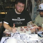 Transformers artist Alex Milne a guest at TFcon 2011