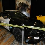Movie Barricade and Bumblebee Replicas return to TFcon 2012