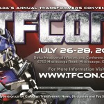 TFcon 2013 dates announced: July 26 – 28th, 2013