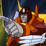 Transformers voice actor Dick Gautier the voice of Rodimus Prime to attend TFcon 2013