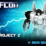 TFcon attendee exclusives revealed: Project Z and Prototype X