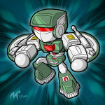 LilFormers Matt Moylan to attend TFcon 2013