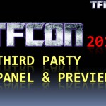 TFcon announces fifth annual 3rd Party Product Panel