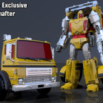 TFcon Toronto 2014 exclusive revealed: Masterpiece Shafter