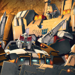 Transformers artist Andrew Griffith to attend TFcon Toronto 2014