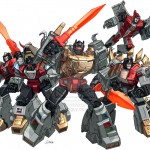 Transformers Artist Dan Khanna to attend TFcon Toronto 2014