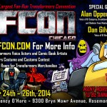 TFcon Chicago: October 24th – 26th 2014