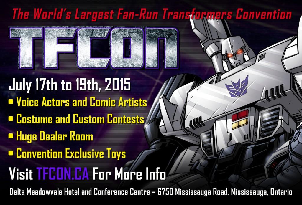 Conventions Transformers HASCON, BOTCON & TFCON — Autres conventions Québec, France & Belgique: Comic-Con, ToyCon, etc. - Page 28 TFcon-Toronto-2015-1024x696
