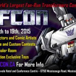 TFcon Toronto 2015 dates announced: July 17th – 19th