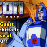 John Moschitta Jr to attend TFcon Toronto 2015