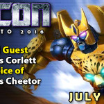 Ian James Corlett to attend TFcon Toronto 2016