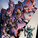 Transformers Artist Brendan Cahill to attend TFcon Toronto 2016