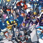 Transformers Artist Alex Milne to attend TFcon Toronto 2016