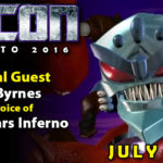 Jim Byrnes the voice of Inferno to attend TFcon Toronto 2016