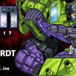 Arthur Burghardt the voice of Devastator to attend TFcon Toronto 2017