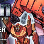 Transformers writer John Barber to attend TFcon Toronto 2017