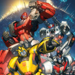 Transformers artist Andrew Griffith to attend TFcon Toronto 2017