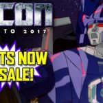 Tickets Now On Sale for TFcon Toronto 2017