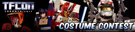 TFcon 2017 Costume Contest