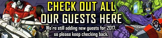 TFcon 2017 Guests