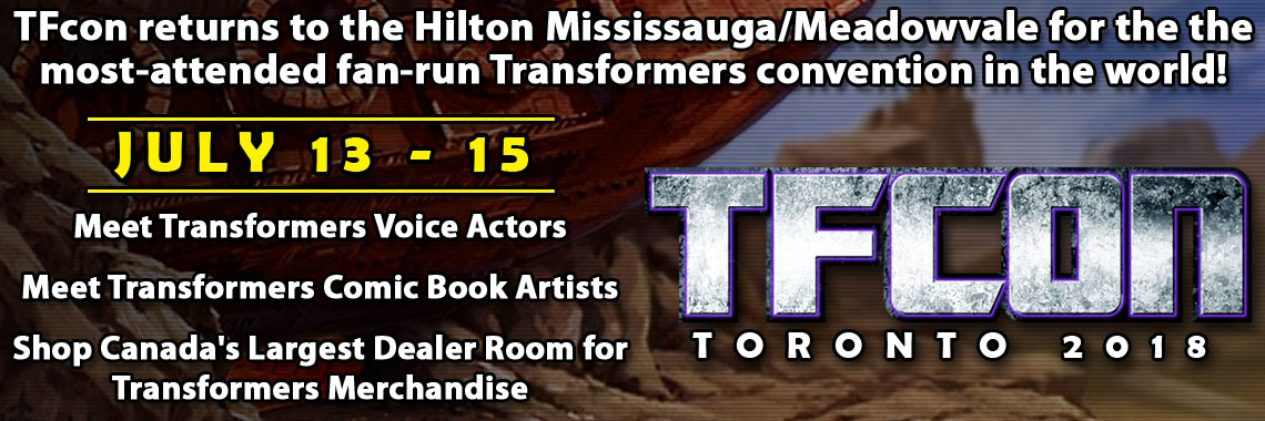 TFcon Toronto 2018 dates announced: July 13th – 15th