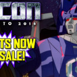 Tickets Now On Sale for TFcon Toronto 2018