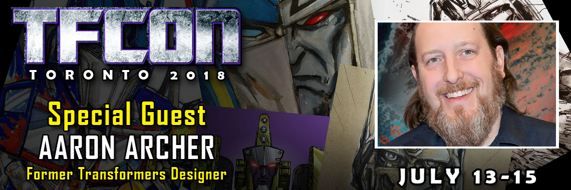 Franchise Designer Aaron Archer to attend TFcon Toronto 2018