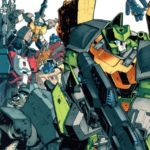 Transformers Artist Nick Roche to attend TFcon Toronto 2018