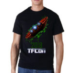 TFcon Toronto 2018 T-Shirt revealed
