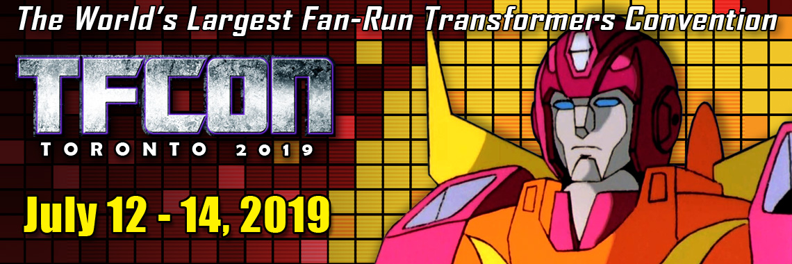 TFcon Toronto 2019 dates announced: July 12th – 14th