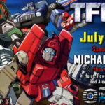 Transformers voice actor Michael Chain to attend TFcon Toronto 2019