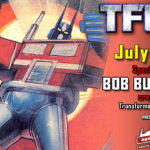 Transformers creator Bob Budiansky to attend TFcon Toronto 2019