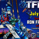 Transformers writer Ron Friedman to attend TFcon Toronto 2019