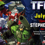 Transformers voice actor Stephen Keener to attend TFcon Toronto 2019