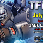 Transformers artist Jack Lawrence to attend TFcon Toronto 2019
