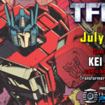 Transformers artist Kei Zama to attend TFcon Toronto 2019