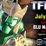 Transformers voice actor Blu Mankuma to attend TFcon Toronto 2019