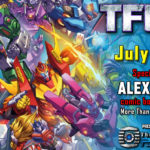 Transformers artist Alex Milne to attend TFcon Toronto 2019
