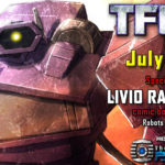 Transformers artist Livio Ramondelli to attend TFcon Toronto 2019