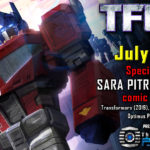 Transformers artist Sara Pitre-Durocher to attend TFcon Toronto 2019