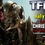 Transformers Movie visual effects artist Chris Zammit to attend TFcon Toronto 2019