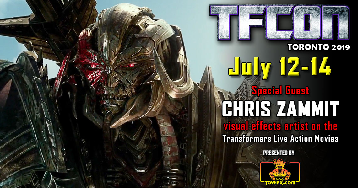 Transformers Movie visual effects artist Chris Zammit to