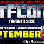 TFcon Toronto 2020 rescheduled to September 4-6