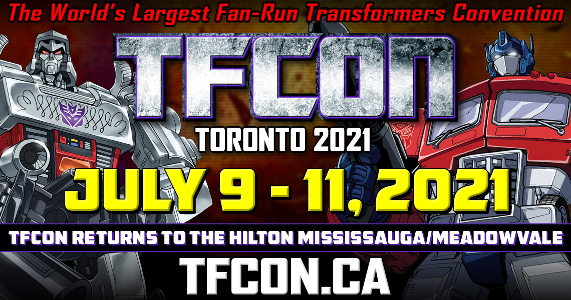 TFcon Toronto 2021 announced: July 9-11