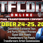 TFcon Online the Virtual Transformers Convention – October 24-25, 2020