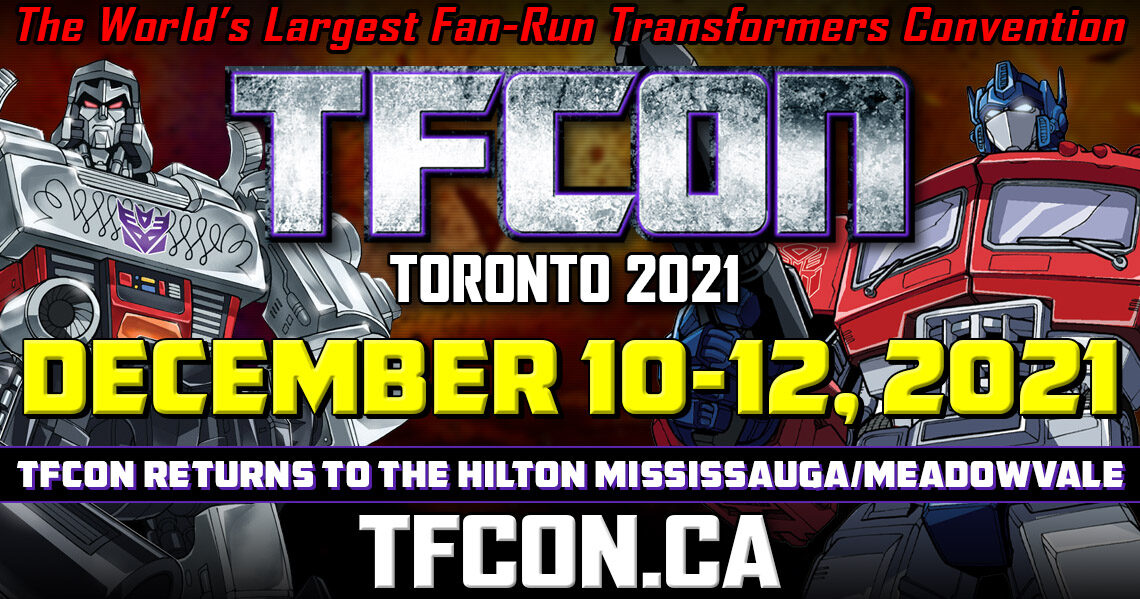 TFcon Toronto 2021 rescheduled to December 10-12